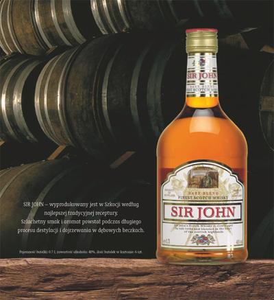 Produkcja alkoholu - rozlewnia alkoholu